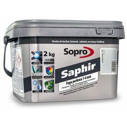 Fuga cementowa SAPHIR jasnoszary 16 2 kg SOPRO
