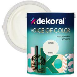 Farba Dekoral Voice of Color delikatny pergamin 5 l
