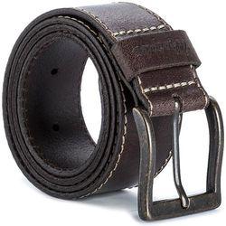 Pasek Męski WRANGLER - Stitched Belt W0081US85 85 Brown