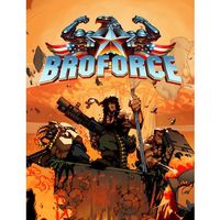 Gry na PC, Broforce (PC)