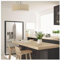 Lampy sufitowe, Plafoniera do kuchni WENECJA ECO fi - 50 cm - kolor dąb bielony