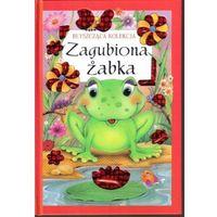 Książki dla dzieci, Zagubiona żabka Błyszcząca Kolekcja (opr. twarda)