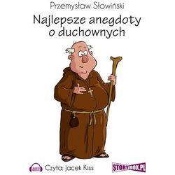 Najlepsze anegdoty o duchownych - Przemysław Słowiński