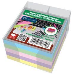 Kostka kolorowa nieklejona w kubiku - INTERDRUK. DARMOWA DOSTAWA DO KIOSKU RUCHU OD 24,99ZŁ