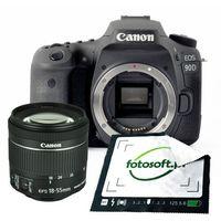 Lustrzanki, Canon EOS 90D
