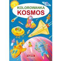 Kolorowanki, Kolorowanka Kosmos - Jarosław Żukowski