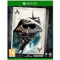 Gry na Xbox One, Batman Return to Arkham (Xbox One)