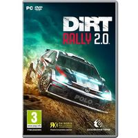 Gry na PC, Dirt Rally 2.0 (PC)