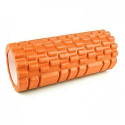 Yoyogi Wałek treningowy z pianki 33,5cm pomarańczowy