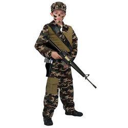 Kostium Siły Specjalne dla chłopca - L - 128 cm