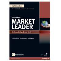 Książki do nauki języka, Market Leader 3Ed Extra Intermediate. Podręcznik + DVD-ROM + MyEnglishLab (opr. miękka)