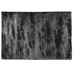 Dywan shaggy SILKY antracytowy - poliester - 160 * 230 cm