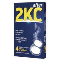 Preparaty na kaca, 2KC After x 4 tabletki musujące