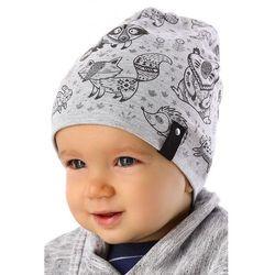 Czapka niemowlęca przejściowa 5X34A9 Oferta ważna tylko do 2019-08-02