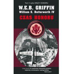 Czas honoru - Griffin W.E.B., E.Butterworth.IV William (opr. broszurowa)