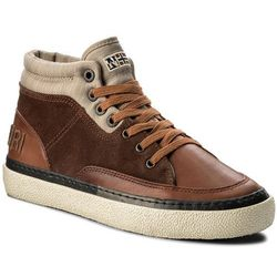 Sneakersy NAPAPIJRI - Jakob 15841109 Cognac N45