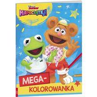 Kolorowanki, Disney Mapeciątka Megakolorowanka KOL-3 - Jeśli zamówisz do 14:00, wyślemy tego samego dnia.