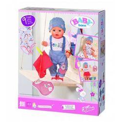 Zestaw ubrań dla Baby Born 9 el
