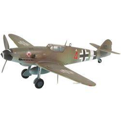 REVELL model samolotu Messerschmitt BF-109 - BEZPŁATNY ODBIÓR: WROCŁAW!