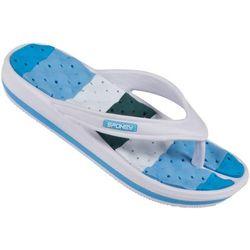 Klapki basenowe SPOKEY Medusa Niebiesko-Biały (rozmiar 37)