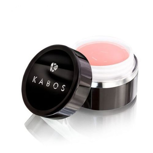 Akryle i żele, Kabos LUXURY GLOSS UV GEL COVER LIGHT Żel budujący, jednofazowy (różowy)