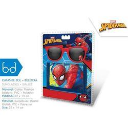 Portfel + okulary przeciwsłoneczne Spiderman