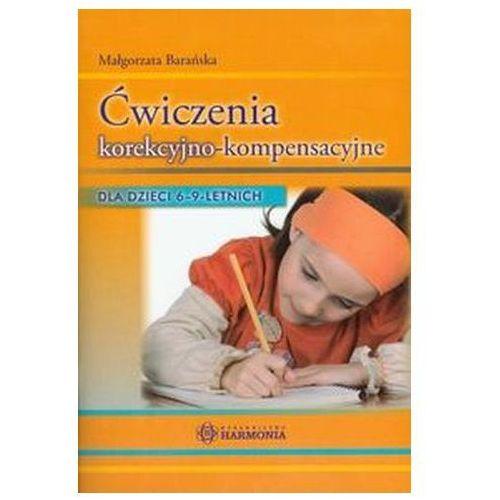 Pozostałe książki, Ćwiczenia korekcyjno kompensacyjne (opr. broszurowa)
