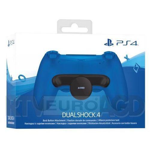 Akcesoria do PS 4, Sony DualShock 4 Nasadka z Przyciskami Tylnymi (Back Button Attachment)