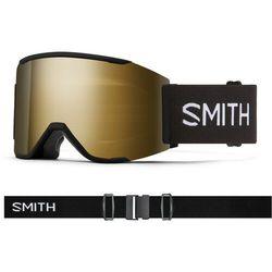 Smith Squad MAG Snow Goggles, czarny/żółty 2021 Gogle narciarskie