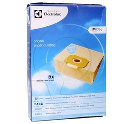 E53N Worki filtr do odkurzacza (5szt.) - oryginał: 9001959585
