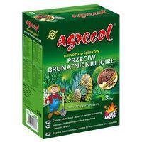 Odżywki i nawozy, Nawóz do iglaków Agrecol przeciw brunatnieniu igieł 3 kg