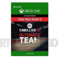 Pozostałe gry, NBA Live 18 1050 Punktów [kod aktywacyjny]