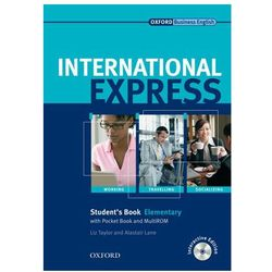 International Express Elementary SB CD grat OXFORD podręcznik (opr. broszurowa)