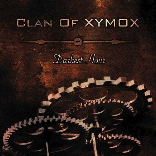 Pozostała muzyka rozrywkowa, Darkest Hour - Clan of Xymox (Płyta winylowa)