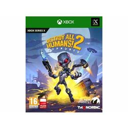 BLACK FOREST GAMES Destroy All Humans! 2 - Reprobed Xbox Series X