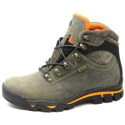 Trzewiki męskie trekkingowe Badura 4538