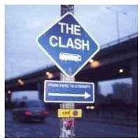 Rock, THE CLASH - FROM HERE TO ETERNITY (CD)