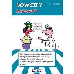 Dowcipy rozmaite - Monika Mądraszewska (opr. miękka)