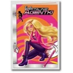 Barbie Tajne Agentki. Malowanka KR-354 Praca zbiorowa