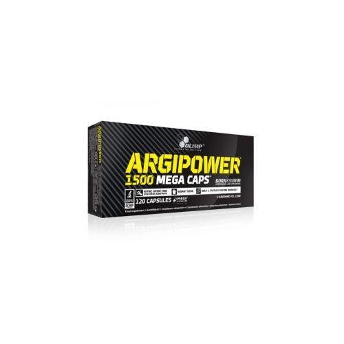Aminokwasy, OLIMP Argi Power 1500 Mega Caps. 120 kaps