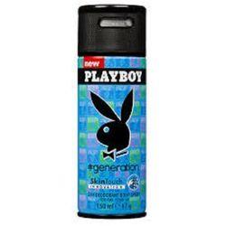 Playboy Generation for Him Dezodorant spray 150ml - Coty OD 24,99zł DARMOWA DOSTAWA KIOSK RUCHU
