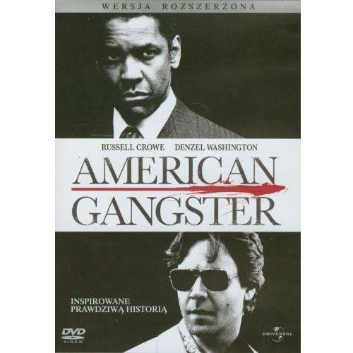 Filmy kryminalne i sensacyjne, American Gangster - Steven Zaillan OD 24,99zł DARMOWA DOSTAWA KIOSK RUCHU