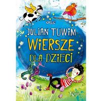 Książki dla dzieci, Julian Tuwim - Wiersze dla dzieci KOLOR Br GREG (opr. miękka)