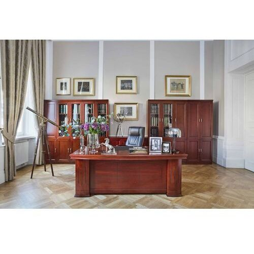 Biurka i stoliki, Biurko GENTLEMAN 220 cm