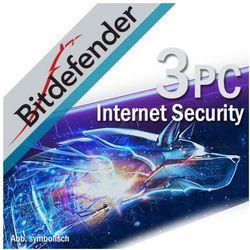 BitDefender Internet Security 2018 ENG 3 PC