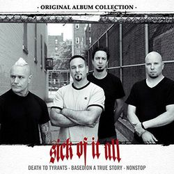 Original Album Collection (Death To Tyrants / Based On A True Story / Nonstop)