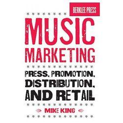 Music Marketing (opr. miękka)