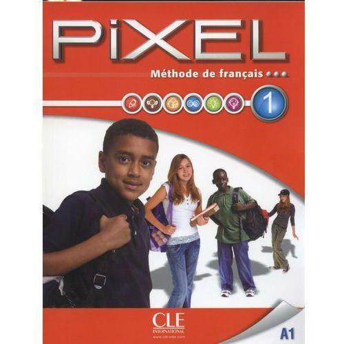 Książki do nauki języka, Pixel 1 podręcznik +DVD (opr. broszurowa)