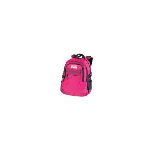 Tornistry i plecaki szkolne, Plecak SPOKEY 920745 Różowy + DARMOWY TRANSPORT!