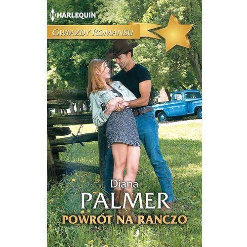 E-booki, Powrót na ranczo - Diana Palmer